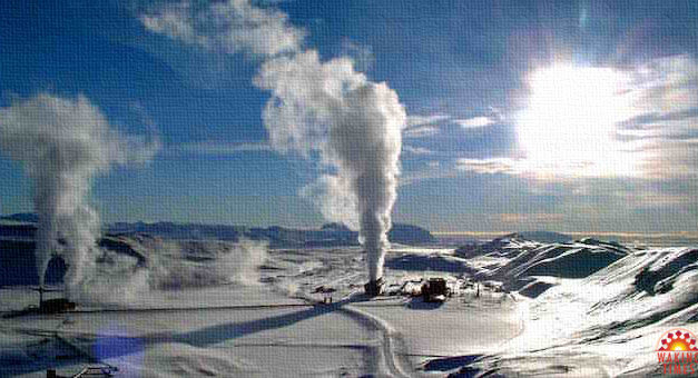 Iceland Drilling World's Deepest Geothermal Well in Race for Renewable Energy