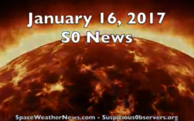 Habitable Planets, Extreme Weather | S0 News Jan.16.2017 [VIDEO]