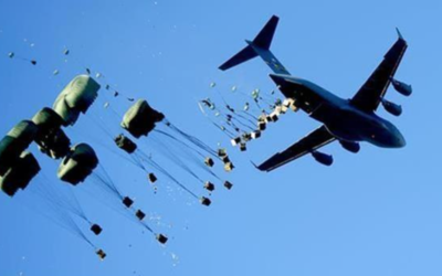 US Increasing Airdrops of Arms and Supplies to Terrorists in Syria