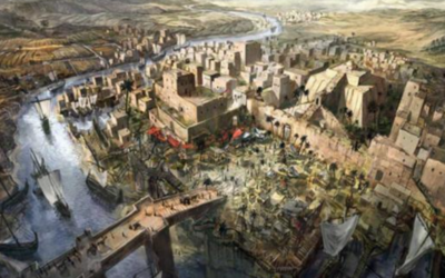 Ancient Syria: Another Cradle of Civilization