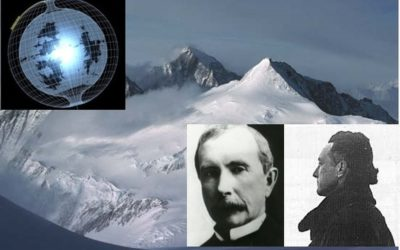 Quest For The Inner Passage: Rockefeller Funded Admiral Byrds Antarctica Explorations