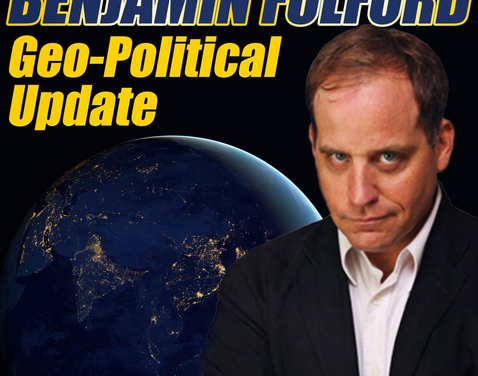 Benjamin Fulford – East-West lines drawn—will it be make love instead of make war?
