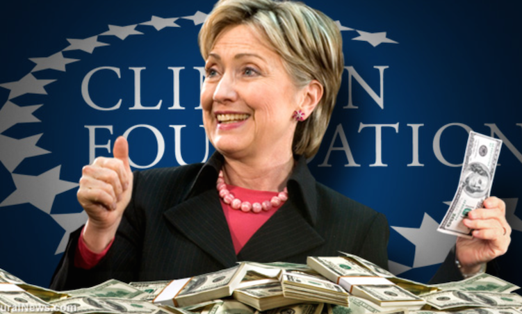 """Clinton Foundation Is Charity Fraud Of Epic Proportions"", Analyst Charges In Stunning Takedown"