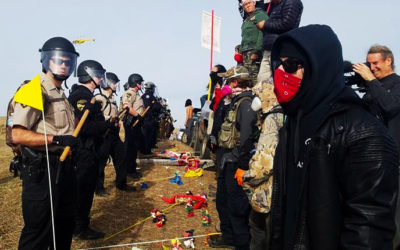 Cops Oppressing Water Protectors at DAPL Cost $22mn, Officials Now Want You to Pay For It