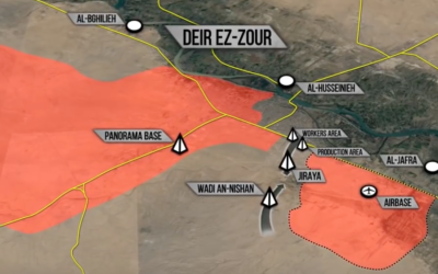 ISIS, With US Support, on Verge of Taking Syrian City of Deir Ezzor (2 articles and VIDEO)
