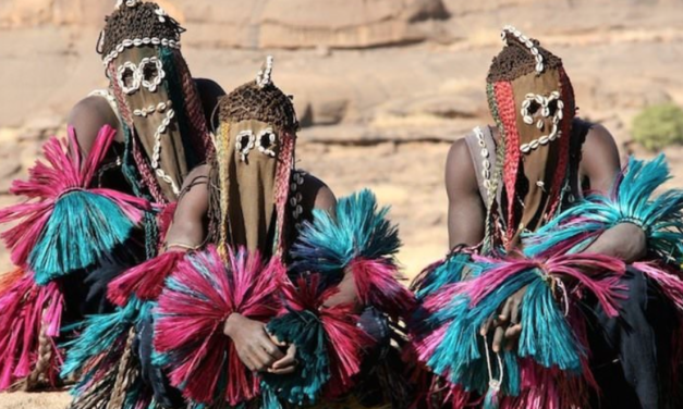 Dogon Legend Of The Nommos Fish People