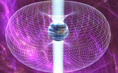 HUMANS & ALL LIVING THINGS MAY BE ABLE TO PERCEIVE EARTH'S MAGNETIC FIELD IN AN EXTRAORDINARY WAY