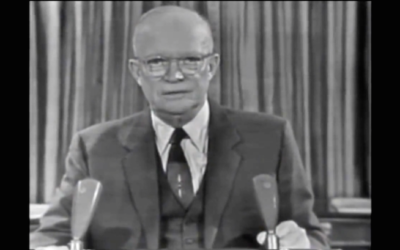 "56 Years Ago Today, Eisenhower Warned Americans Of ""The Unwarranted Influence"" Of The Deep State"
