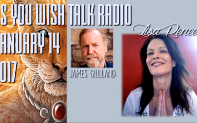 James Gilliland & Lisa Renee ~ the Collective Dark Night of the Soul [AUDIO]