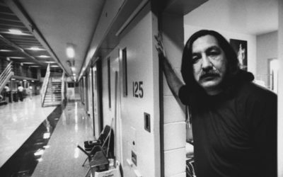 Activists Call on Obama to Pardon Leonard Peltier, Warning He'll Die in Prison Otherwise [VIDEO]