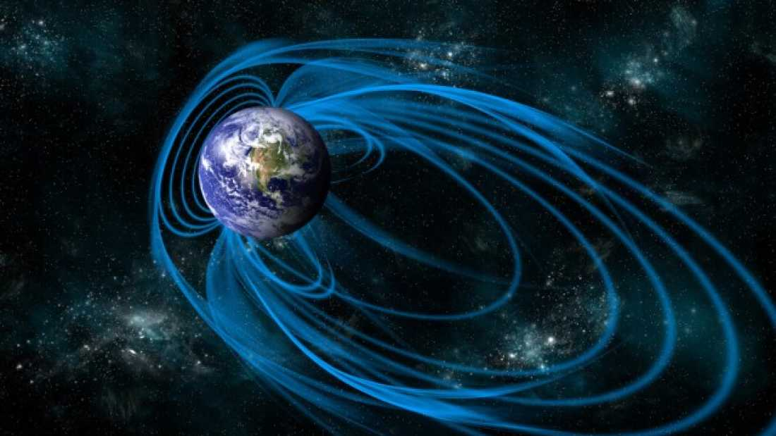 Earth's magnetic field is acting up and geologists don't know why