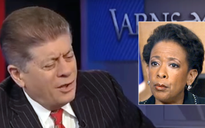 Judge Napolitano Puzzled By Loretta Lynch Nullification Of 4th Amendment