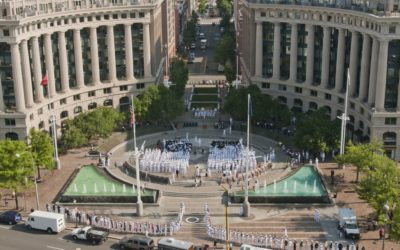 Navy Memorial will now be the site of largest protest on the Inaugural Parade Route