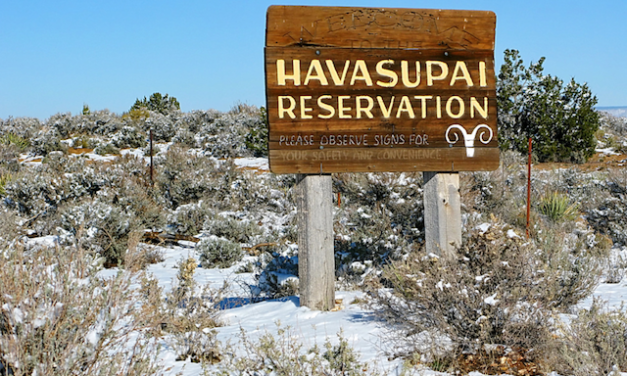 Havasupai Native Children Sue U.S. Government For Right to Quality Education