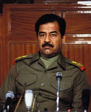 Secret 1983 CIA intelligence report suggested America should encourage Saddam Hussein to attack Syria to secure oil pipeline to Med and Gulf
