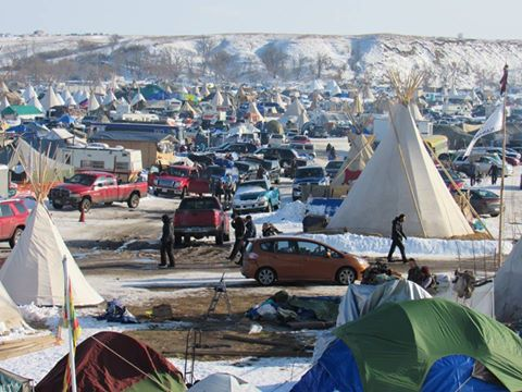 Standing Rock Sioux Tribal Council Passes Resolution to Close Camps