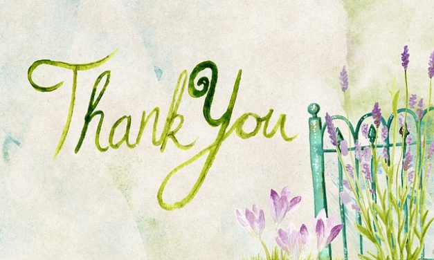 Testimonial- 'Thank you, thank you,' from Laura