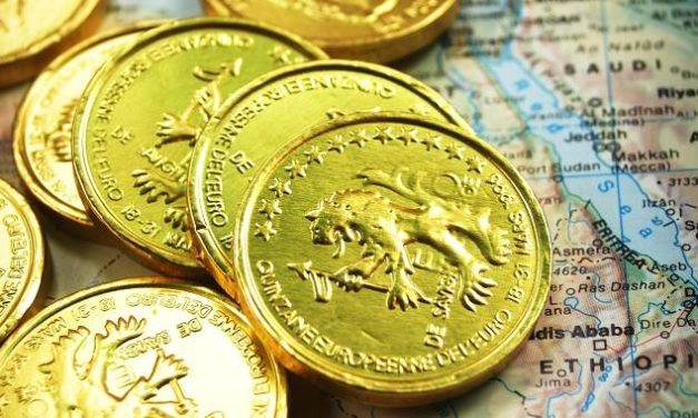 One Country's Central Bank Is Urging Its 6 Million Citizens To Buy Gold