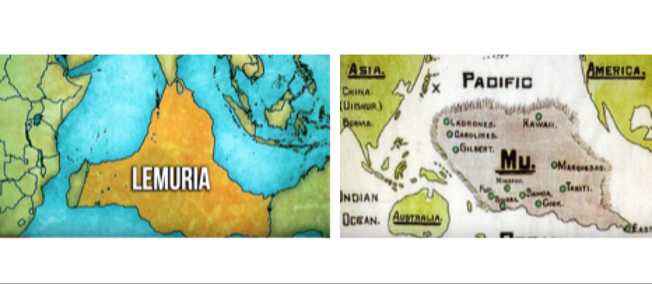 """Robert Sepehr """"Mu the Lost Continent of the Pacific"""" and """"Children of Lemuria"""" [2 VIDEOs]"""