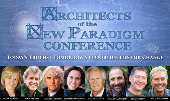 3rd-Annual Architects of the New Paradigm Conference