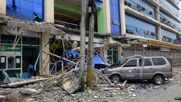 Aftershock rattles Philippines after deadly quake