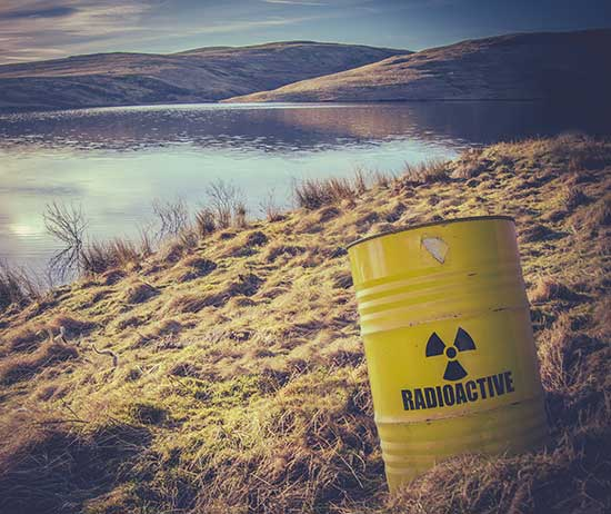 Radioactive Drinking Water