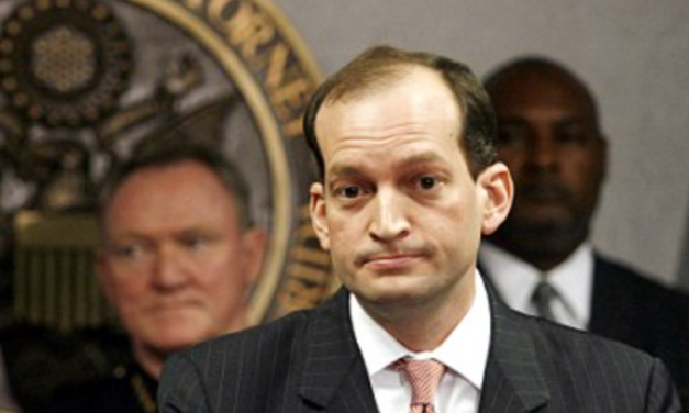 Trump's Labor Secretary nominee faces questions over why he cut a deal with pedophile billionaire Jeffrey Epstein instead of indicting him on federal sex crimes