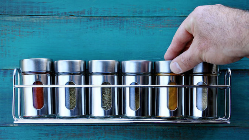 3 Common Kitchen Herbs and Spices for Anxiety and Depression