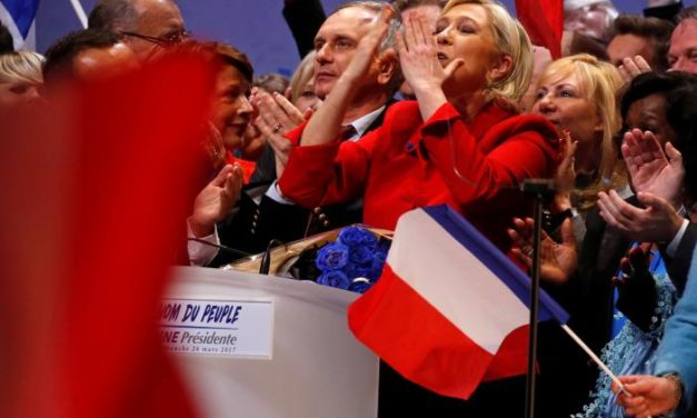 France's Le Pen says the EU 'will die', globalists to be defeated