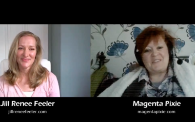 Jill Renee Feeler and Magenta Pixie: Service-to-Others, Service-to-Self, Discernment and Free Will [VIDEO]