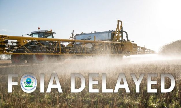 Why Is the EPA Delaying Release of Glyphosate Information?