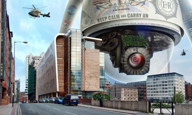 "Britannia Titanic – ""UK surveillance state more suited to dictatorship than a democracy"""