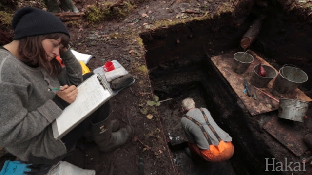 14,000-year-old village, older than the pyramids, unearthed on B.C. island by UVic student