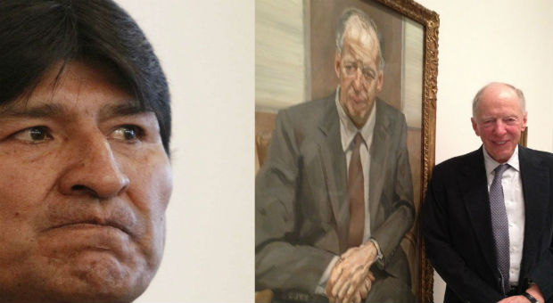 Bolivia Announces Complete Ban On Rothschild Owned Banks