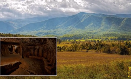 Centuries Old Underground City Discovered Beneath Cades Cove [VIDEO]