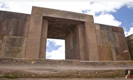 Tiwanaku Ancient Bolivian City of the Gods [VIDEO]