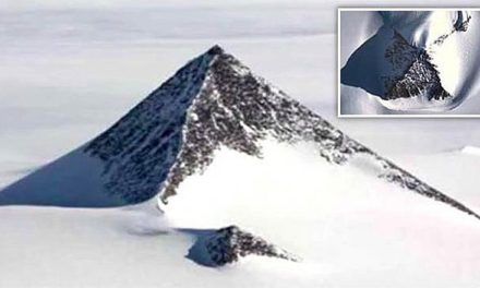 Third Snowy and The BIGGEST Pyramid Recently Discovered In Antarctica Could Rewrite History [VIDEO]