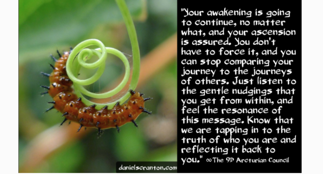 Your Journey of Ascension ∞The 9th Dimensional Arcturian Council