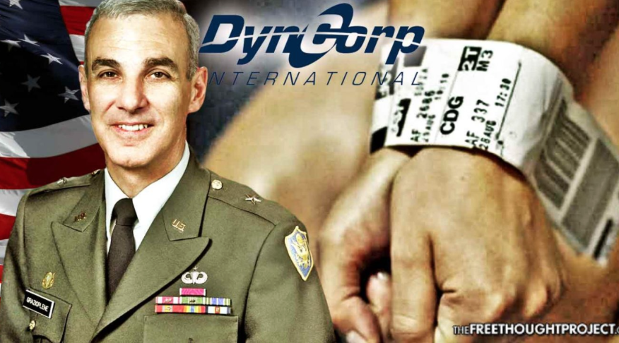 Army General & Fmr VP of Dyncorp, Company at the Heart of Child Sex Trafficking Scandal, Arrested for Child Rape
