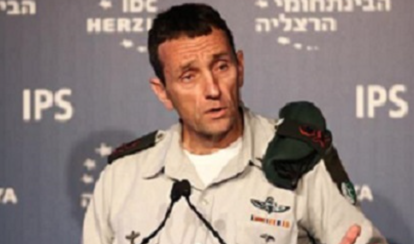 Israeli intelligence chief said Israel does not want ISIS to be defeated