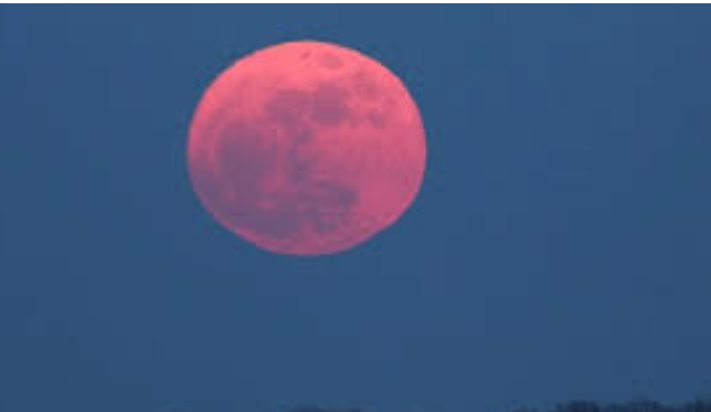 Pink Full Moon In April 2017 What Is The Meaning Of The