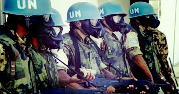 UN Peacekeepers Caught Running Massive Child Sex Ring — Not One Person Jailed