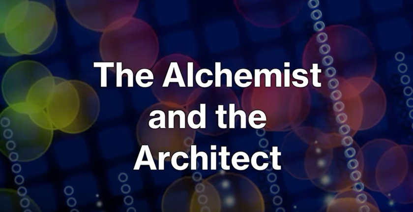 The Alchemist and the Architect (Angels on Earth series PART 4) [VIDEO]