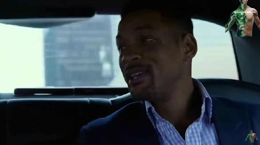 WILL SMITH TELLING YOU HOW THE ENEMY WORKS [VIDEO]