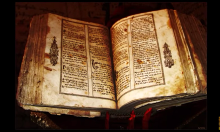 The Legendary Emerald Tablet [VIDEO]