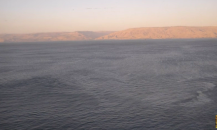 Huge Underwater Structure in the Sea of Galilee is a Mystery to Archaeologists [VIDEO]