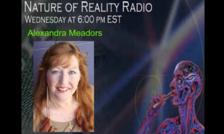 Alexandra Meadors: Helping Humanity Discover Its Galactic Connection, May 16, 2017