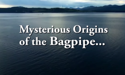 Mysterious Origins of Bagpipes – ROBERT SEPEHR [VIDEO]