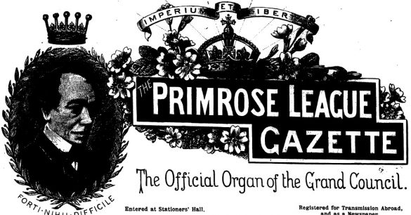 Aleister Crowley & The Primrose League