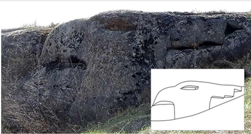 Found: Dragon and Griffin Megaliths Dating Back 12,000 Years to End of Ice Age, or Earlier